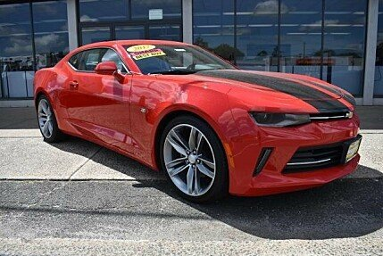 2017 Chevrolet Camaro LT Coupe for sale 100993249