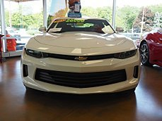 2017 Chevrolet Camaro LT Coupe for sale 101024511