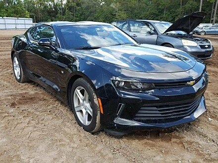 2017 Chevrolet Camaro LT Coupe for sale 101054028