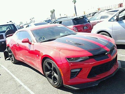 2017 Chevrolet Camaro SS Coupe for sale 101056099