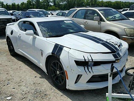 2017 Chevrolet Camaro LT Coupe for sale 101057200