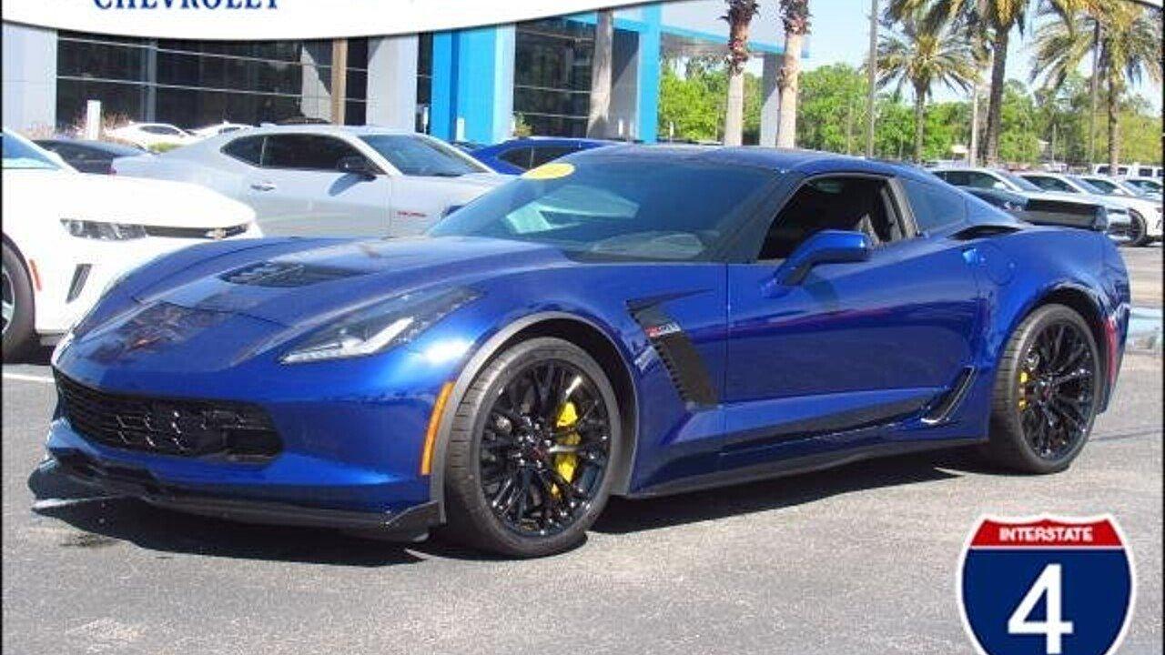 2017 chevrolet corvette z06 coupe for sale near plant city florida 33563 classics on autotrader. Black Bedroom Furniture Sets. Home Design Ideas