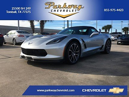 2017 Chevrolet Corvette for sale 100819013