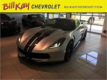 2017 Chevrolet Corvette for sale 100877742