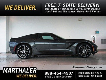 2017 Chevrolet Corvette Coupe for sale 100930776