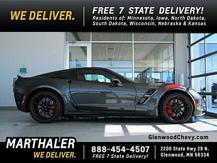 2017 Chevrolet Corvette Grand Sport Coupe for sale 100930777