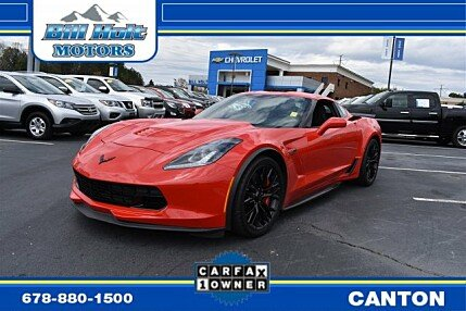 2017 Chevrolet Corvette for sale 100975121