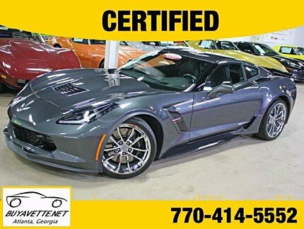 2017 Chevrolet Corvette Grand Sport Coupe for sale 100985476