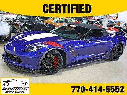 2017 Chevrolet Corvette for sale 101034951