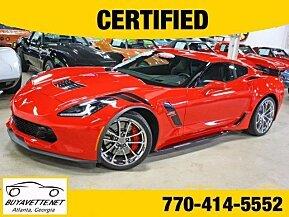 2017 Chevrolet Corvette Grand Sport Coupe for sale 101056462