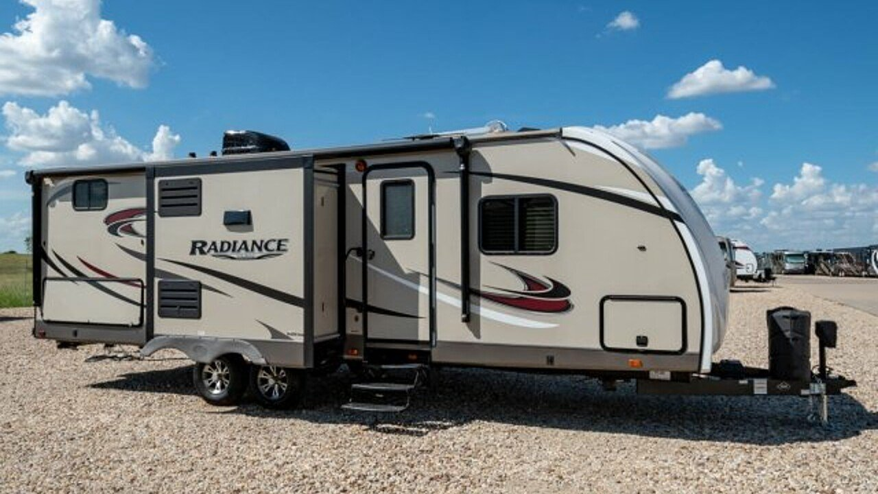 2017 Cruiser Radiance for sale 300173559
