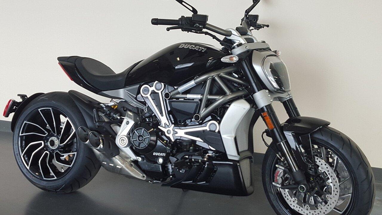 Ducati Diavel X Review