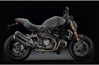 2017 Ducati Monster 1200 for sale 200421784