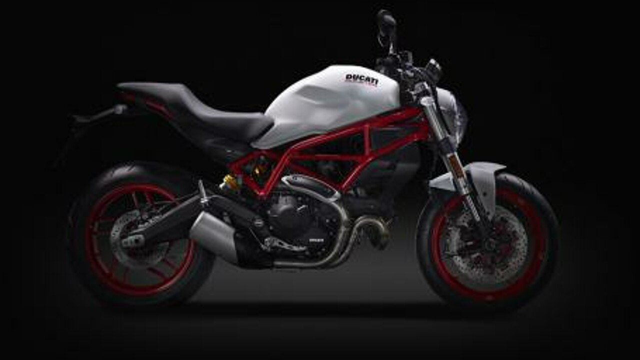 2017 Ducati Monster 797 for sale 200421754