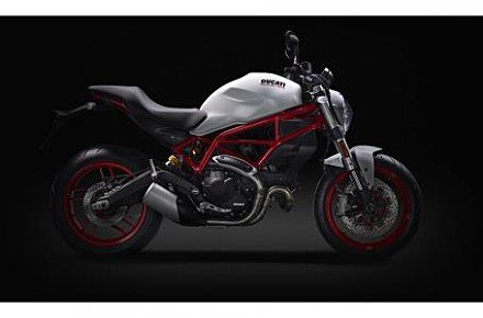 2017 Ducati Monster 797 for sale 200533457