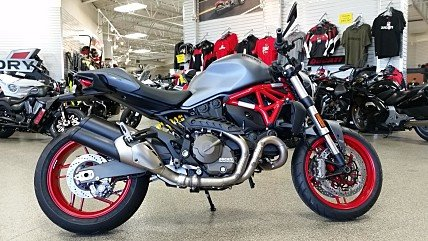 2017 Ducati Monster 821 for sale 200619622