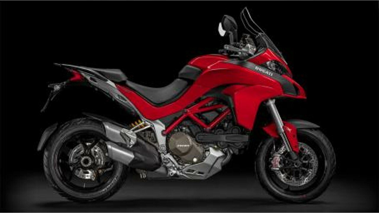 2017 Ducati Multistrada 1200 for sale 200421355