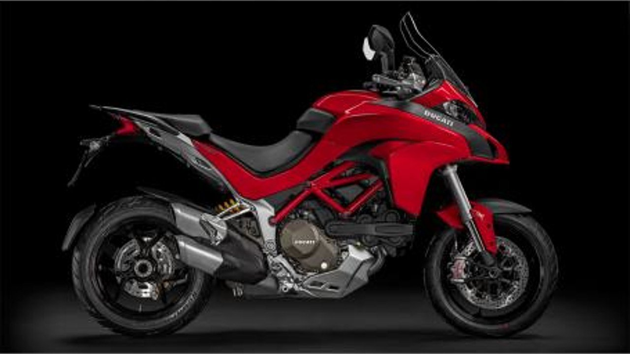 2017 Ducati Multistrada 1200 for sale 200462164