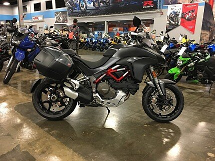 2017 Ducati Multistrada 1200 for sale 200513334