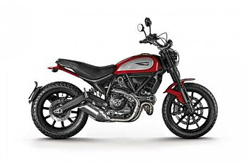 2017 Ducati Scrambler for sale 200421311