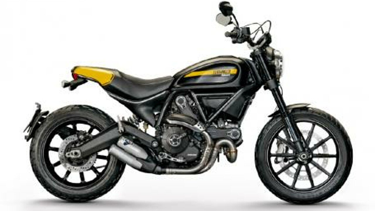 2017 Ducati Scrambler for sale 200421347