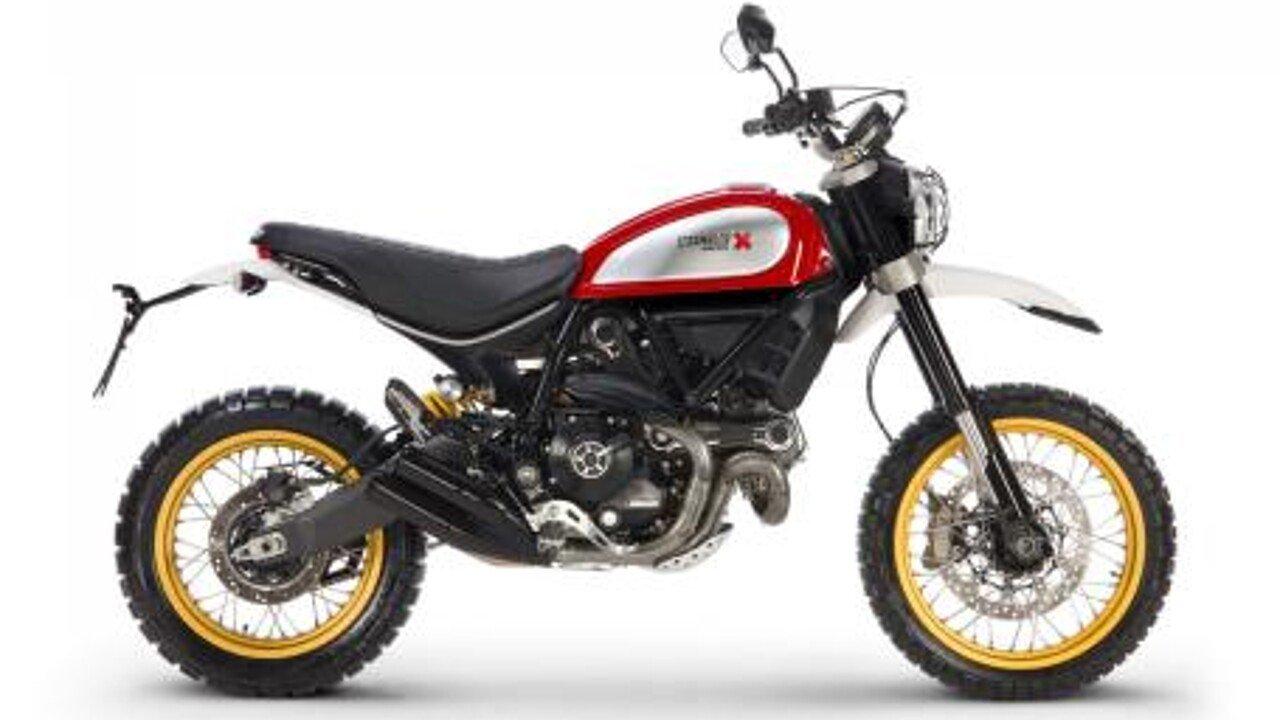 2017 Ducati Scrambler for sale 200421852