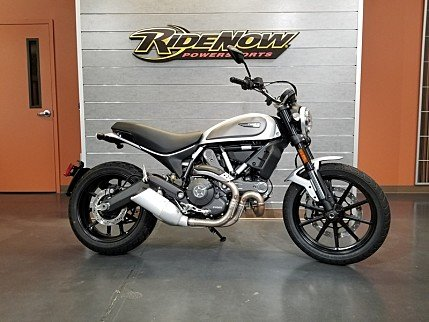 2017 Ducati Scrambler 800 for sale 200474907