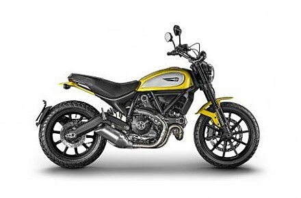 2017 Ducati Scrambler 800 for sale 200505995