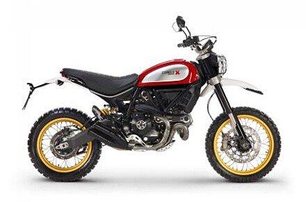 2017 Ducati Scrambler Desert Sled for sale 200632755