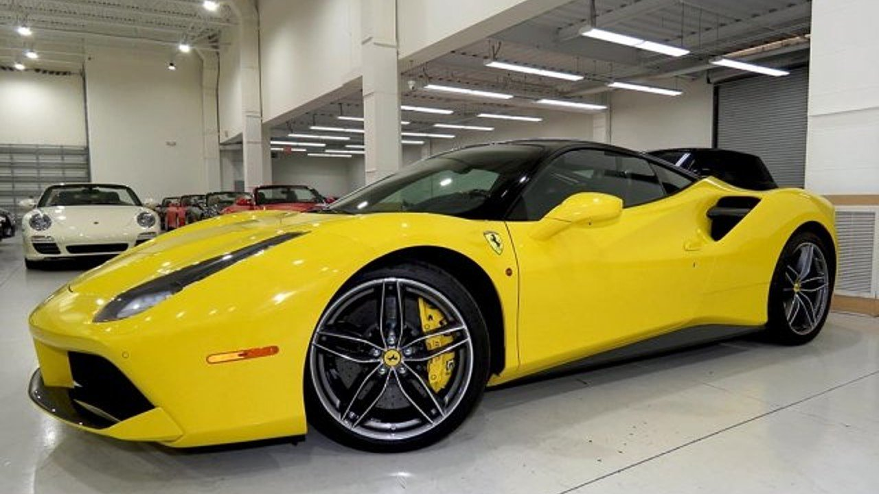 2017 Ferrari 488 GTB for sale 100990352