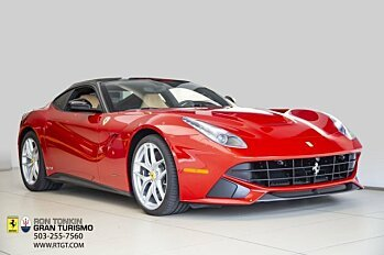 2017 Ferrari F12 Berlinetta for sale 100996056