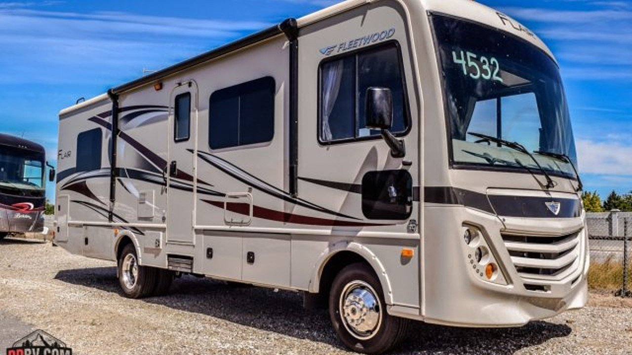 2017 Fleetwood Flair for sale 300140522