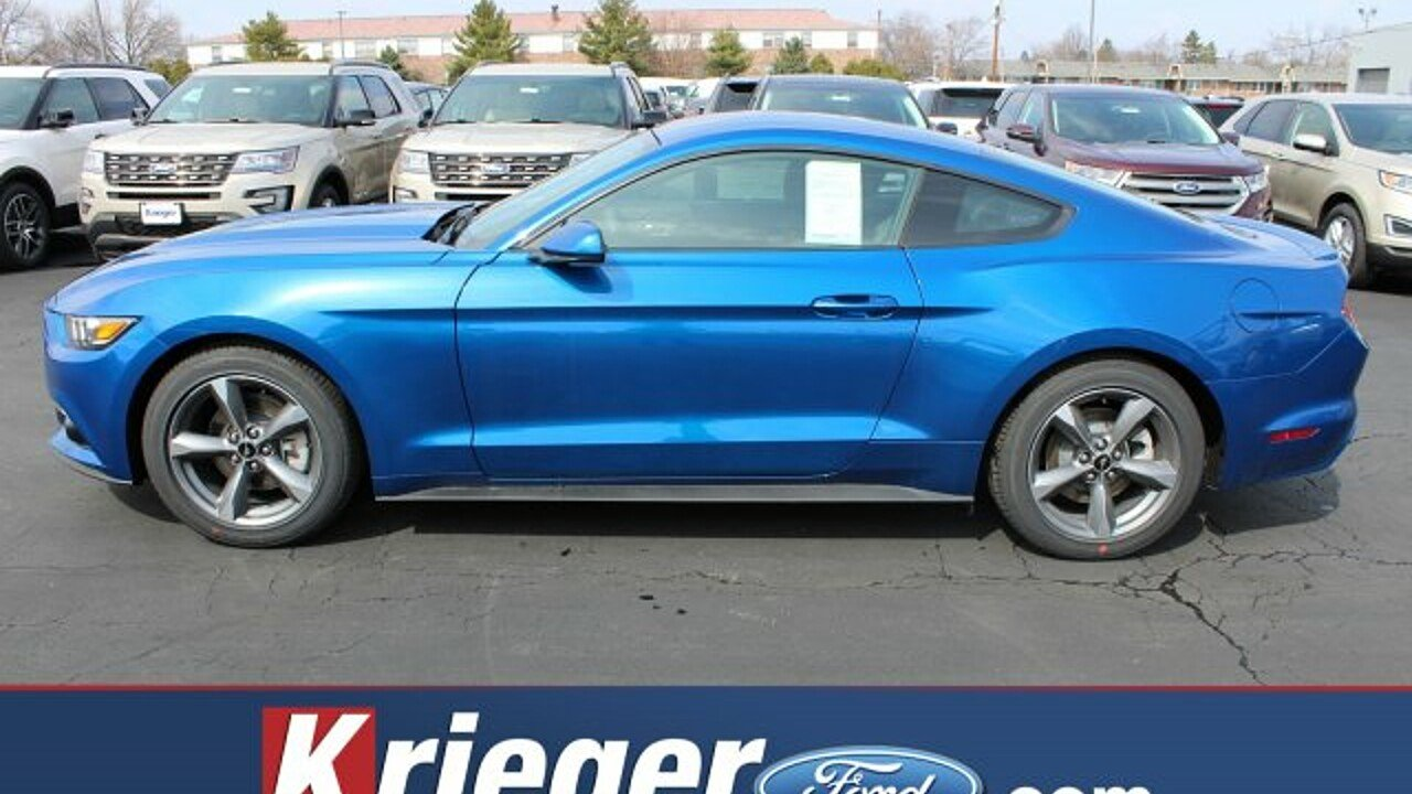 2017 Ford Mustang Coupe for sale 100840946