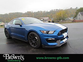 2017 Ford Mustang Shelby GT350 Coupe for sale 100922148