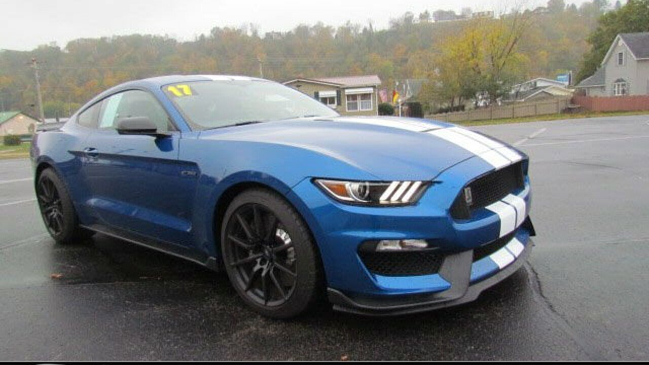 2017 ford mustang shelby gt350 coupe for sale near guttenberg iowa 52052 classics on autotrader. Black Bedroom Furniture Sets. Home Design Ideas