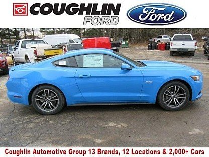 2017 Ford Mustang GT Coupe for sale 100839190