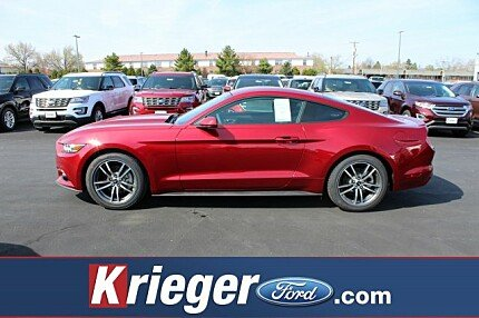2017 Ford Mustang Coupe for sale 100848533