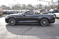 2017 Ford Mustang Convertible for sale 100955449