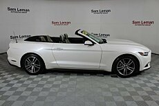 2017 Ford Mustang Convertible for sale 100985169