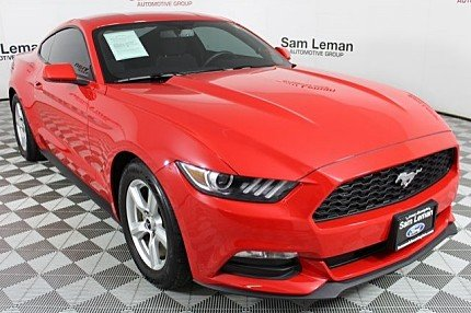 2017 Ford Mustang Coupe for sale 100985170