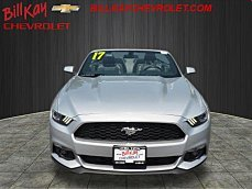 2017 Ford Mustang Convertible for sale 100991546