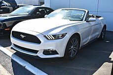 2017 Ford Mustang Convertible for sale 100998722