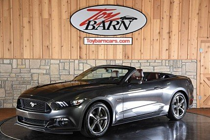 2017 Ford Mustang GT Convertible for sale 101017032