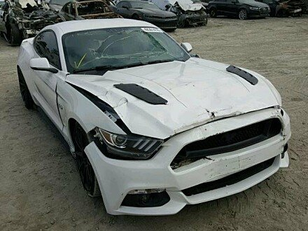 2017 Ford Mustang GT Coupe for sale 101049744