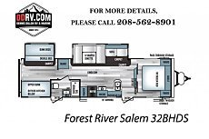 2017 Forest River Salem for sale 300140581
