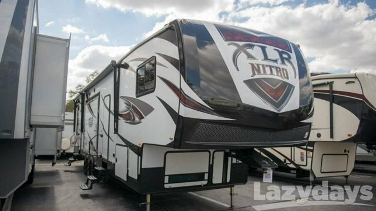 2017 Forest River XLR Nitro for sale 300155502