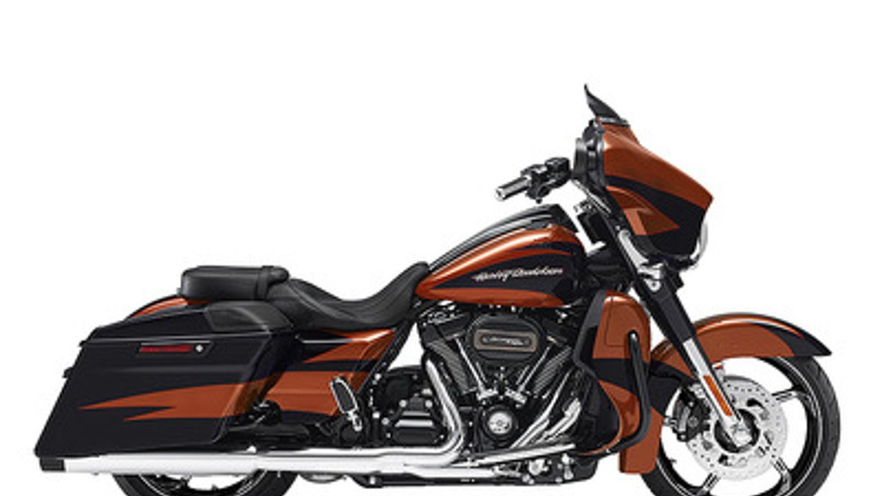 2017 Harley-Davidson CVO Street Glide for sale 200493346