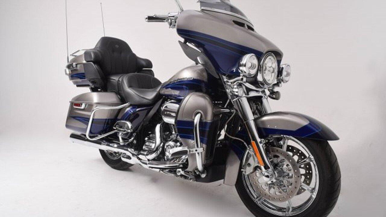 2017 Harley-Davidson CVO Limited for sale 200590805