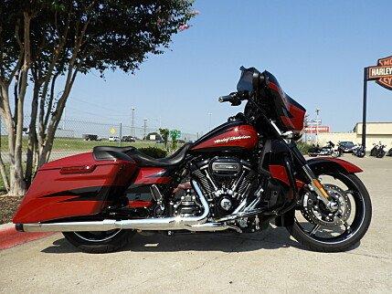 2017 Harley-Davidson CVO Street Glide for sale 200491589