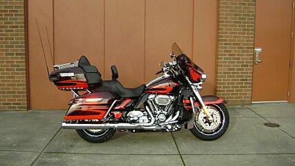2017 Harley-Davidson CVO for sale 200505040